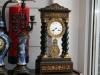 antieke klok met pendule